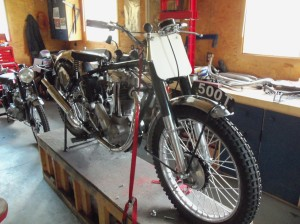 Photo of 1951 Norton 500T