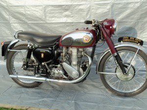 Photo of 1953 BSA Gold Star