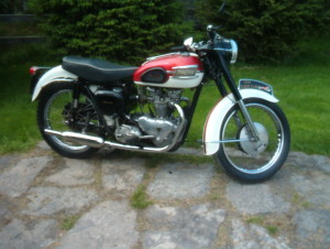 Photo of 1959 Triumph Tiger T100