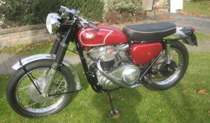 Photo of 1966 Norton Matchless G15CSR