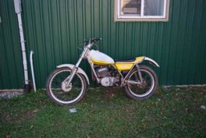 Photo of 1976 Yamaha TY250