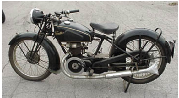 Photo of 1934 Velocette 250cc GTP