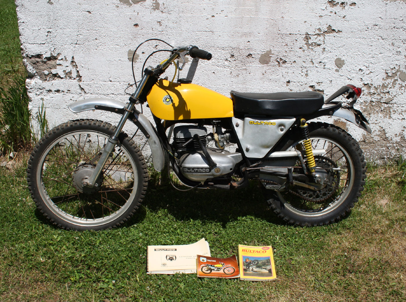 Photo of 1970 Bultaco Lobito